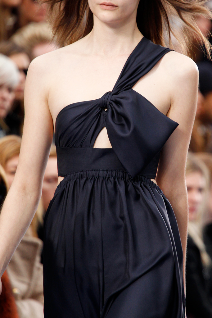 Chloé RTW Fall 2012 dress