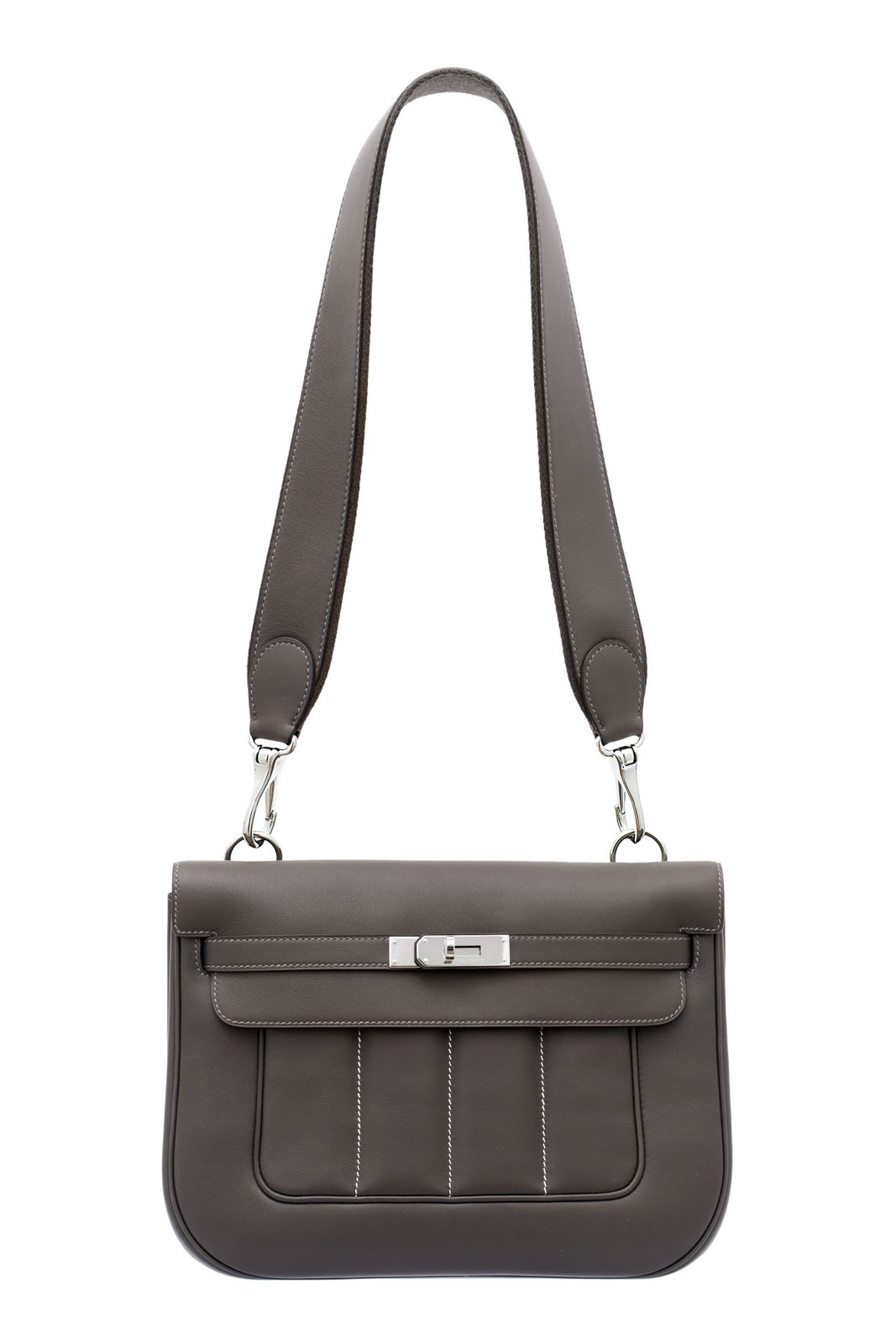 Hermes Berlin ebag in grey