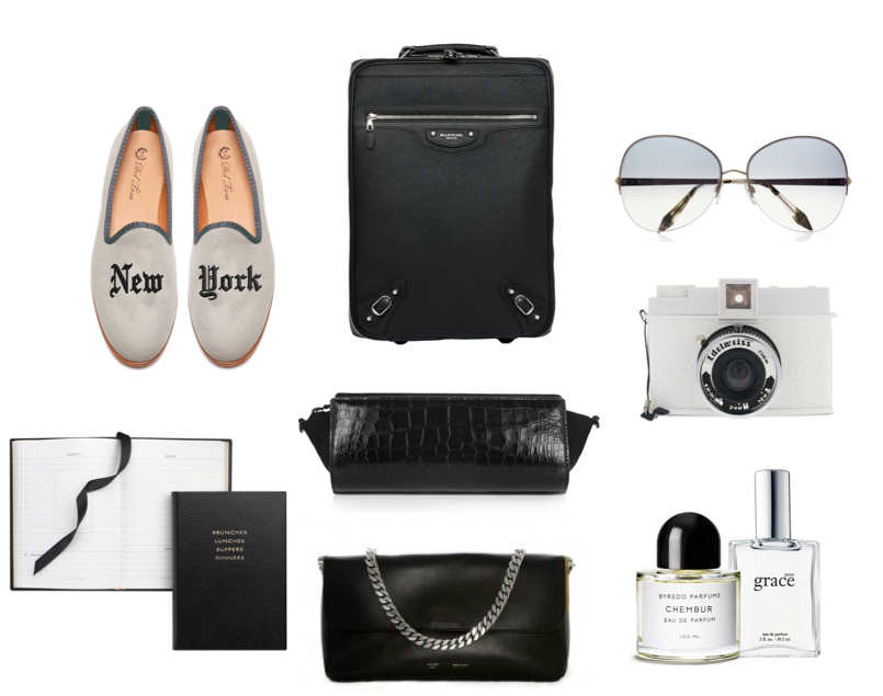 The fashion Jetsetter gift guide - wish list