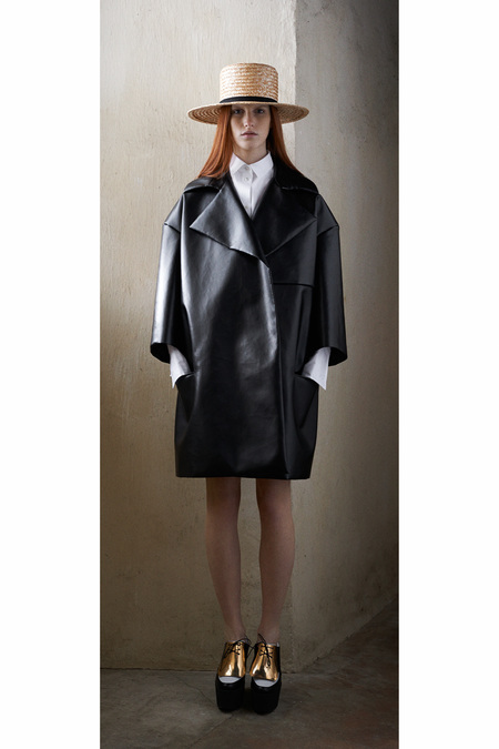 Céline Pre-Fall 2013 leather jacket