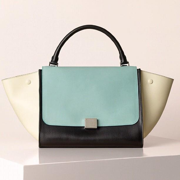 Celine Spring Summer 2013 Trapeze bag