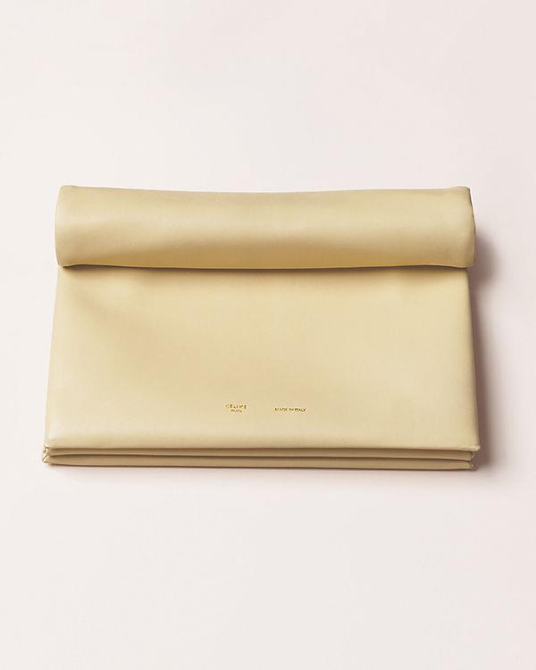 Céline Spring Summer 2013 leather clutch