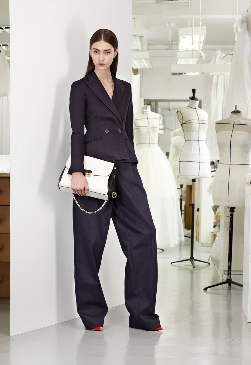 Christian Dior Pre-fall 2013 suit