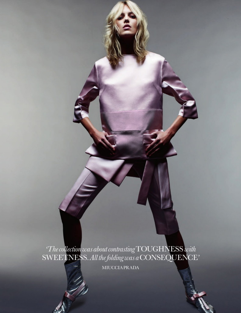 ELLE UK February 2013 by Jan Welters 'The Pieces You Need Now'-4