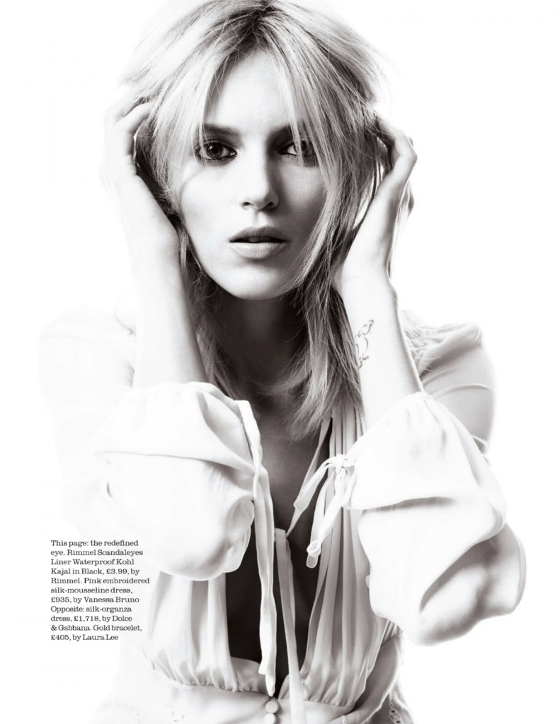 ELLE UK February 2013 by Jan Welters 'The Pieces You Need Now'-7