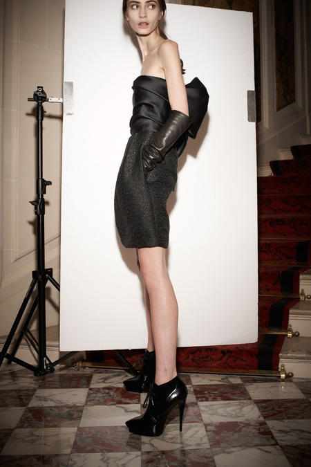 Lanvin Pre-Fall 2013 dress