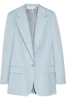 Stella McCartney woven blazer