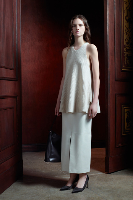 The Row Pre-Fall 2013 cream