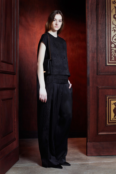 The Row Pre-Fall 2013 jacquard