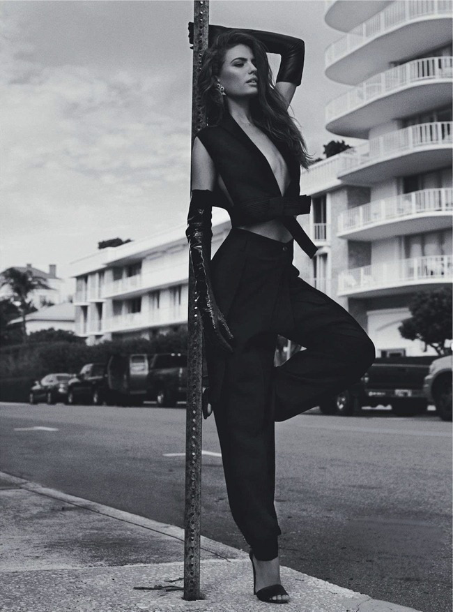 Vogue Australia February 2013 Miami Heat-4