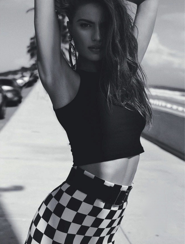 Vogue Australia February 2013 Miami Heat-7