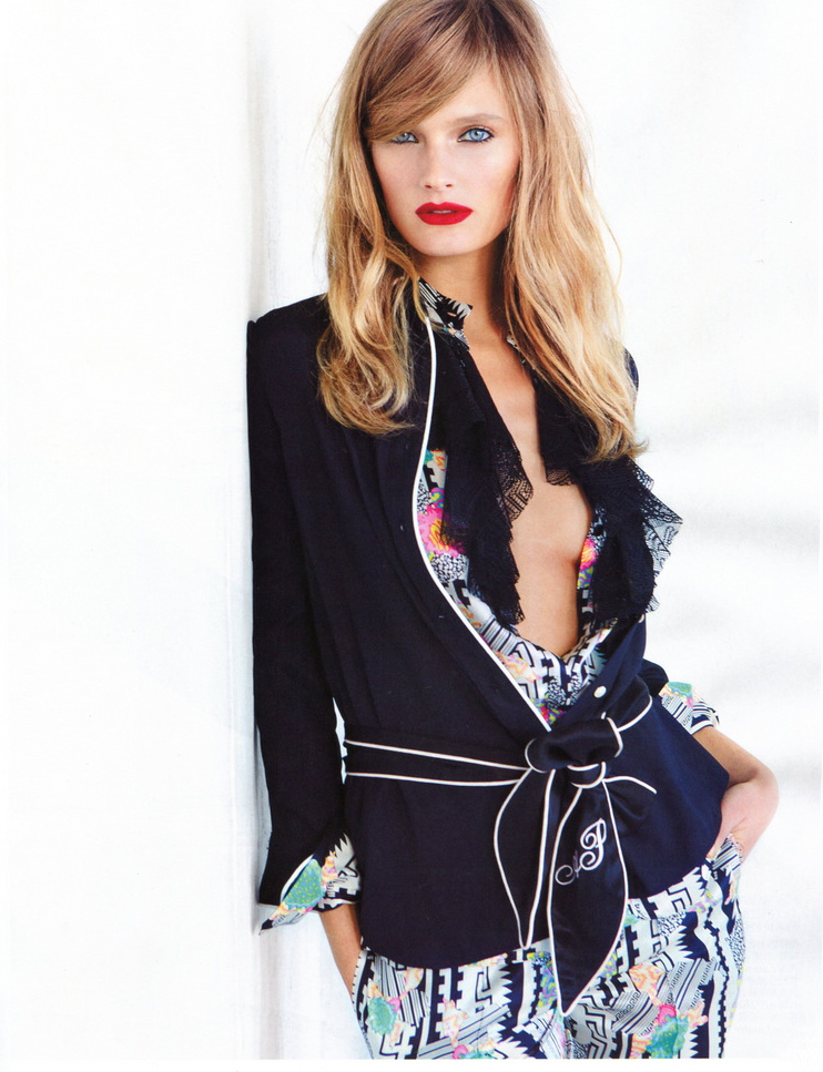 Vogue China January 2013 Constance Jablonski by Patrick Demarchelier-2