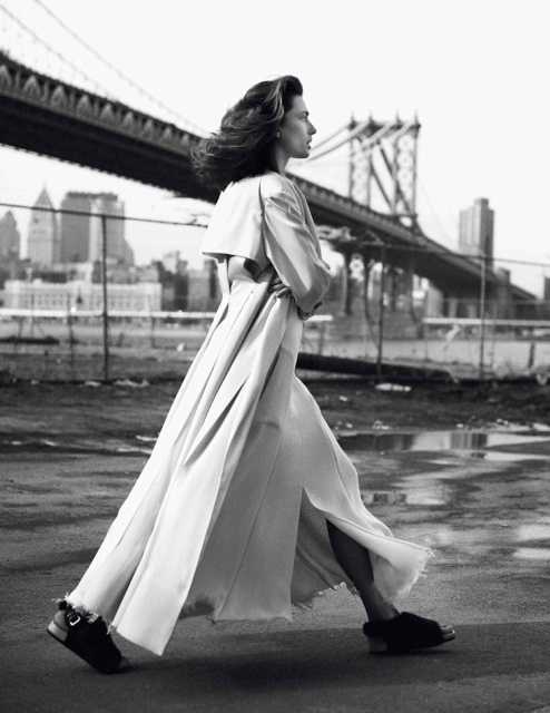 Vogue Paris February 2013 by David Sims -Andreea Diaconu-2