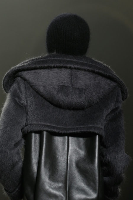 Alexander Wang Fall 2013 collection hoodie