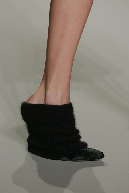 Alexander Wang Fall 2013 collection shoes