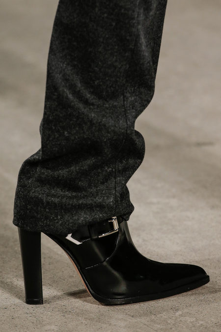 Altuzarra Fall Winter 2012 ankle boots