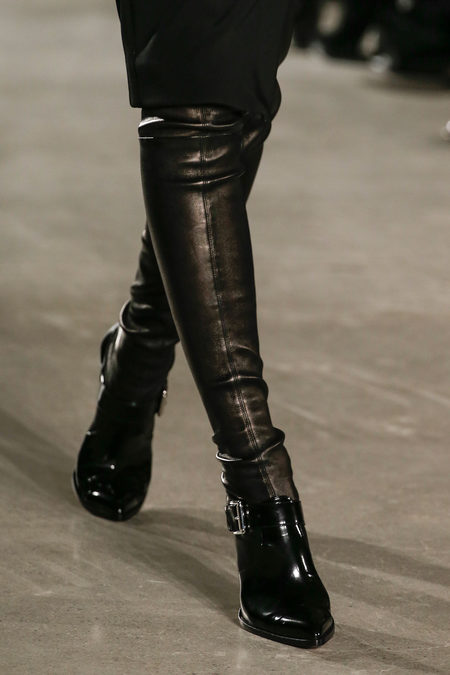 Altuzarra Fall Winter 2012 boots