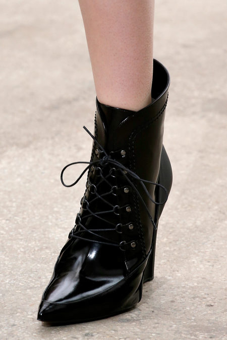Derek Lam Fall 2013 Shoes