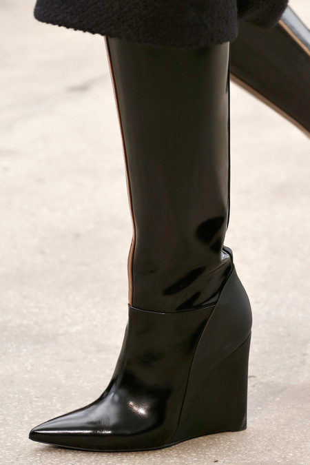 Derek Lam Fall Winter 2013 boots