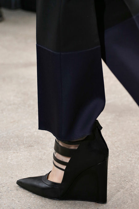 Derek Lam Fall Winter 2013 shoes