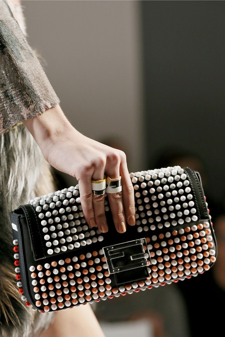 Fendi Baguette bag Spring 2013
