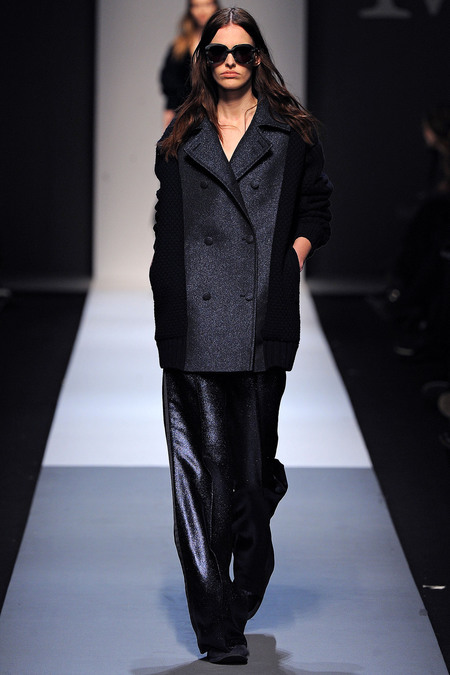Max Mara Fall 2013 coat