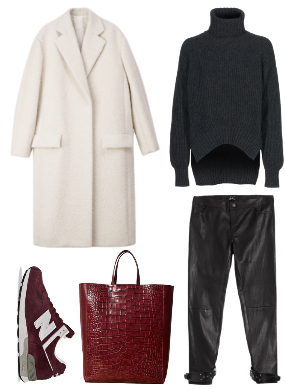 Phoebe Philo outfit