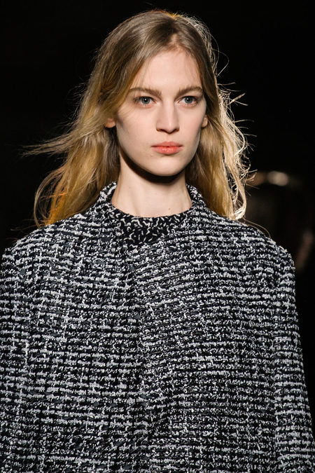 Proenza Schouler Fall Winter 2013 tweed