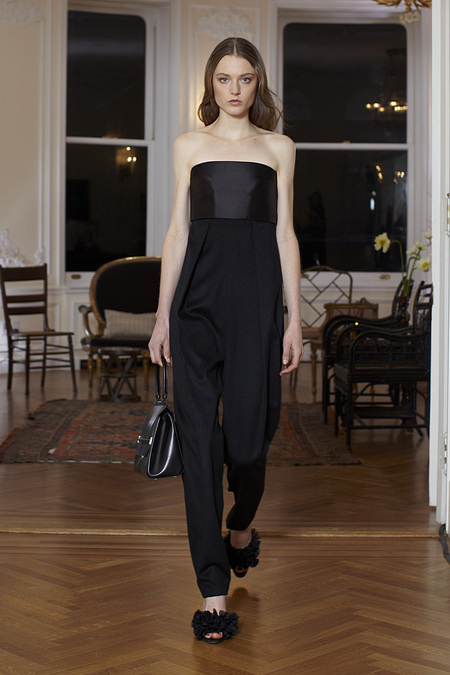 The Row Fall Winter 2013 jumpsuit