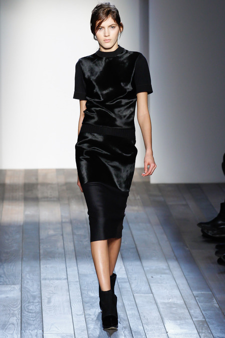 Victoria Beckham Fall and Winter collection 2013