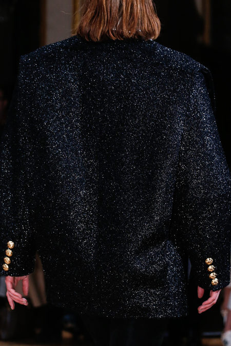 Balmain Fall 2013 sparkling jacket