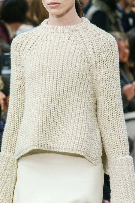 Cline Fall 2013 sweater