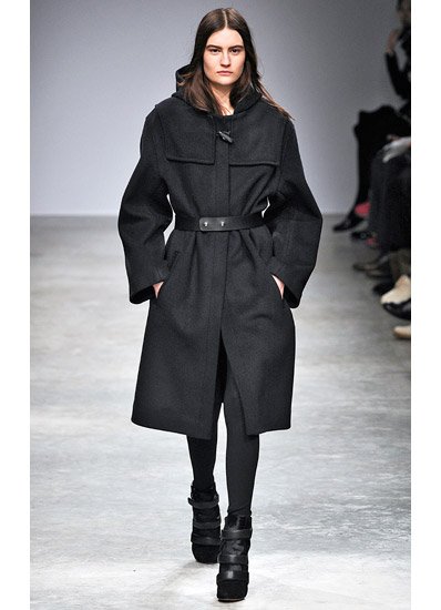 Isabel Marant Fall 2013 collection coat