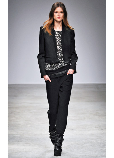 Isabel Marant Fall 2013 collection trousers