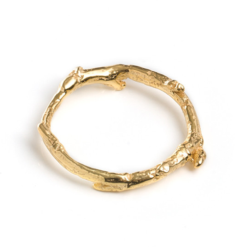 Maria Nilsdotter Twig ring