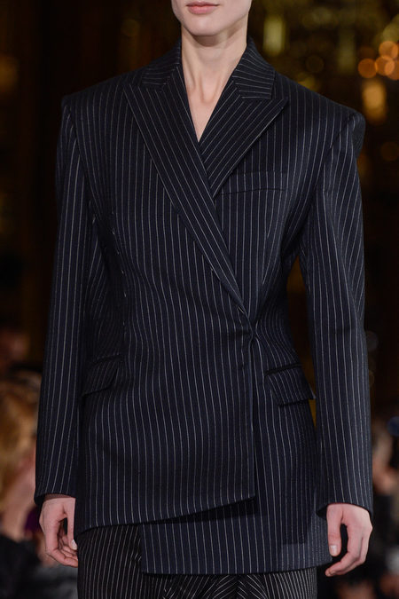 Stella McCartney Spring 2013 suit