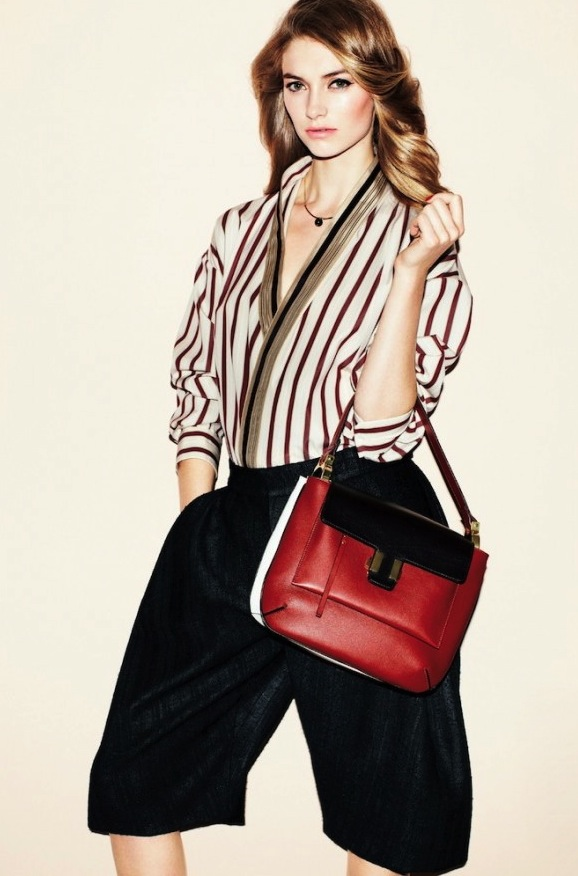 Vogue Japan April 2013 Chloé bag