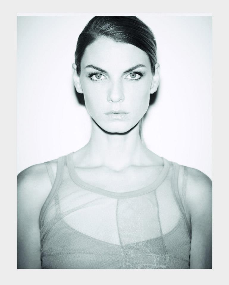 Angela Lindvall by Ezra Petronio issue 38 styled by Susanne Koller