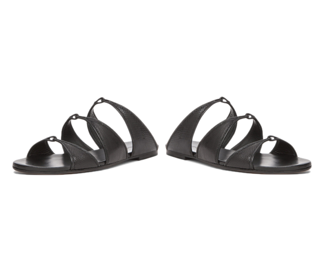 Chloe Karung Slip On Sandals