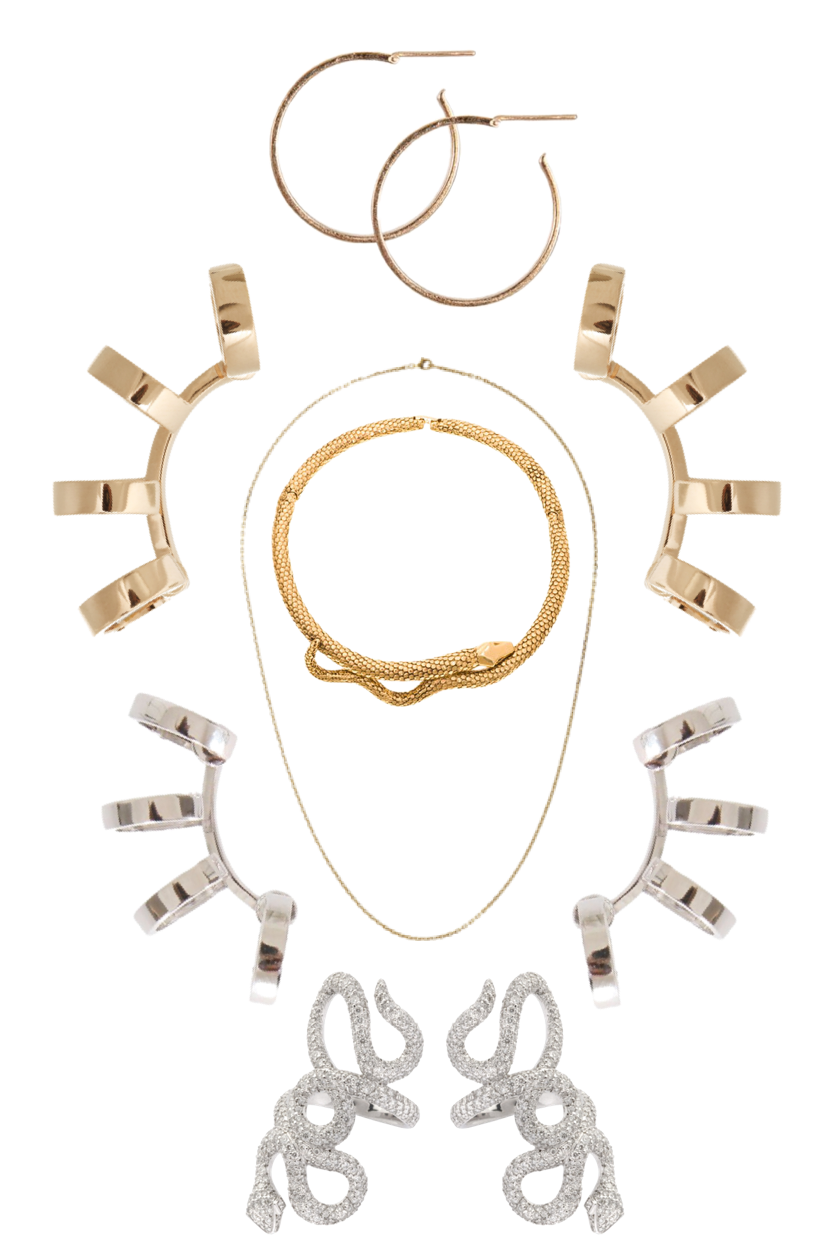 Gaia Repossi Jewelry - rings, necklace, earrings