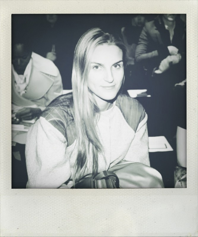 Gaia Repossi polaroid