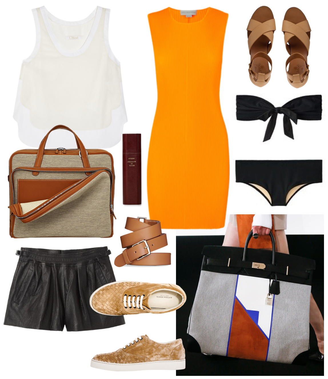 Get the Look Hermès Spring 2013