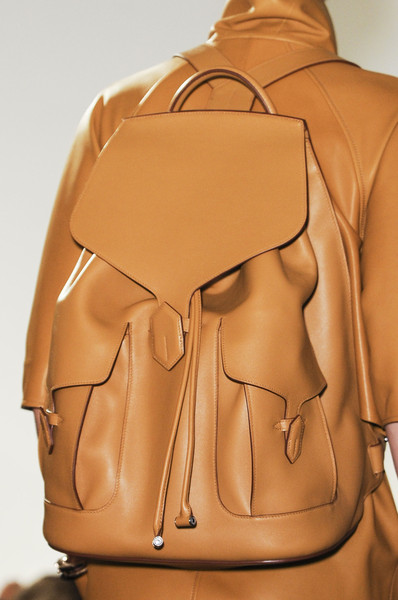 Hermès Spring 2013 RTW backpack