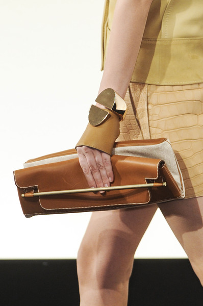 Herms Spring 2013 RTW clutch