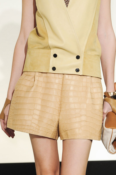 Herms Spring 2013 RTW shorts