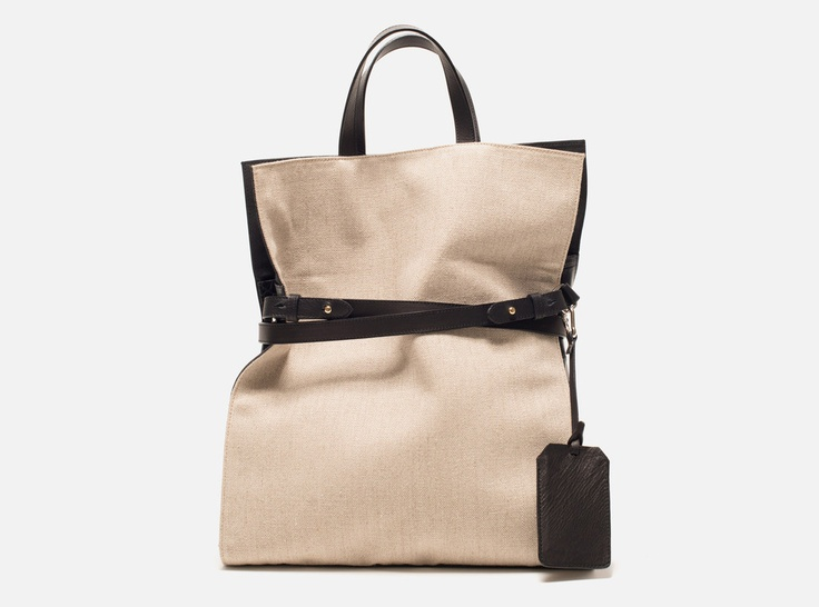 Little Liffner canvas tote bag