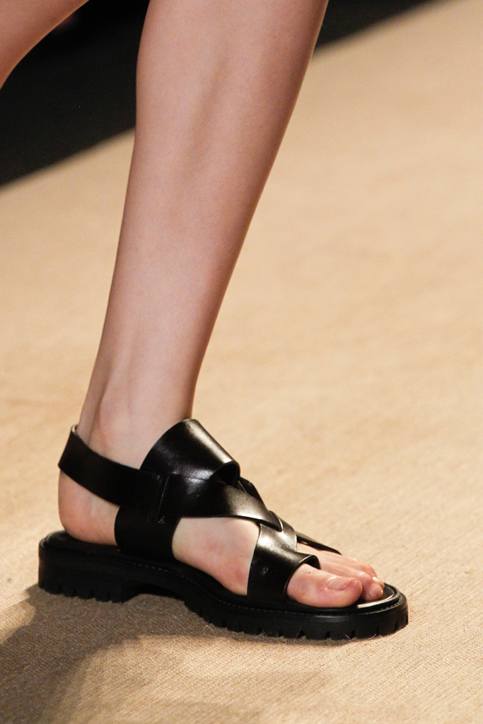 Michael Kors Spring 2012 sandal