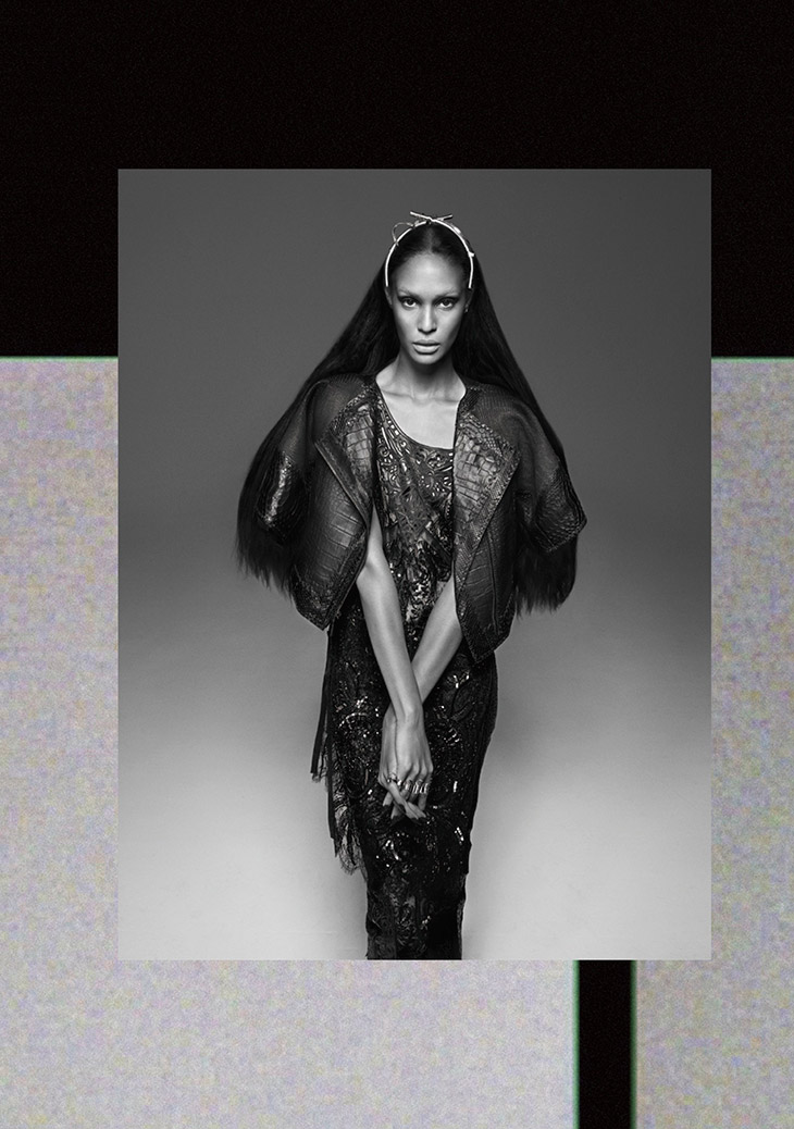 Modern Weekly Joan Smalls