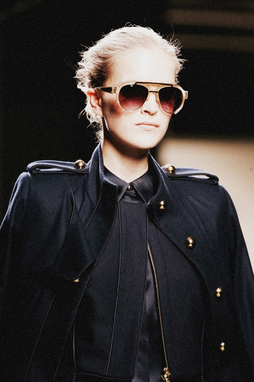 Prabal Gurung Fall 2013 sunglasses