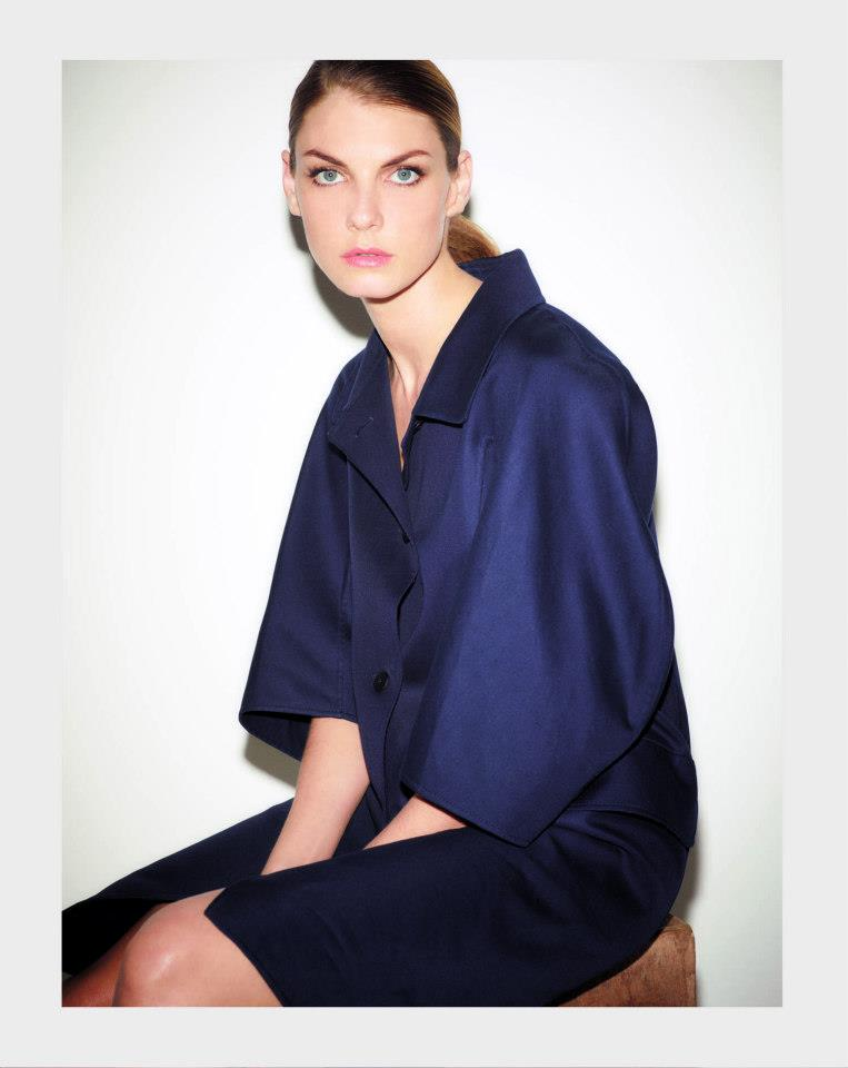 Self Service Angela Lindvall by Ezra Petronio issue 38 styled by Susanne Koller